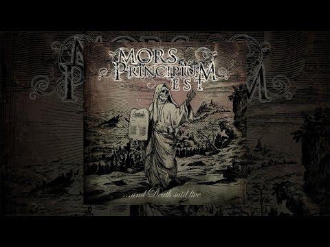 MORS PRINCIPIUM EST - Departure (2012) // official audio video // AFM Records