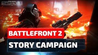 Star Wars Battlefront 2 Campaign Gameplay (4K 60FPS) | EP2 | TGN Star Wars