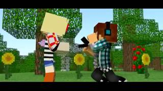 Minecraft a namorada perfeita