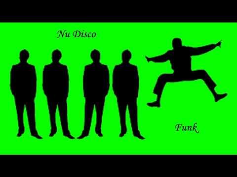 Nu Disco Funk 2 (Unique)