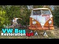 VW Bus Restoration - Episode 2!