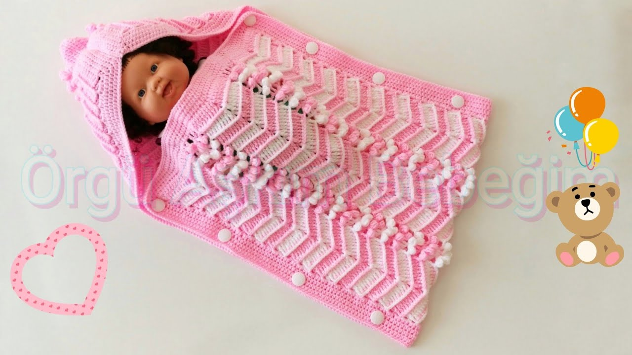 Crochet Club: Star baby blanket | LoveCrafts, LoveKnitting's New ... | 720x1280