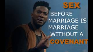 Download Video MICHAEL TODD - SEX BEFORE MARRIAGE IS MARRIAGE WITHOUT A COVENANT - MP3 3GP MP4