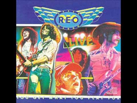 REO Speedwagon   Music Man (LIVE)