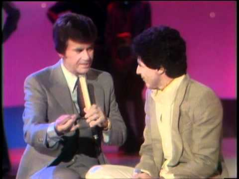 Dick Clark Interviews Frankie Valli - American Bandstand 1978