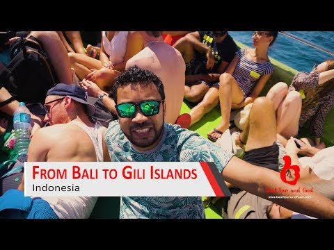 From Bali to Gili Islands @ Indonesia