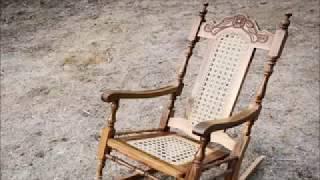 Antique Rocking Chair Sound Effect