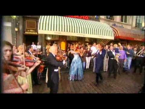 The Red Rose Cafe - André Rieu & The Johann Strauss Orchestra