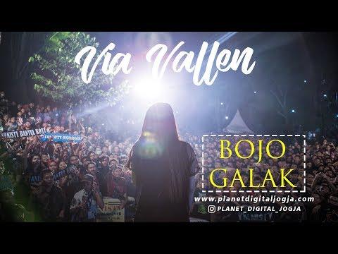 BOJOKU GALAK - VIA VALLEN LIVE KONSER ON NEGERI DONGENG SERIBU BATU