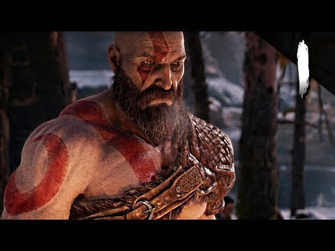 GOD OF WAR Walkthrough Part 1 · Mission: The Marked Trees | PS4 Pro Gameplay (60fps)
