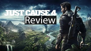 Just Cause 4 Xbox One X Gameplay Review: Big Booms