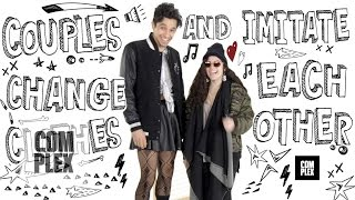 Couples Games: Swap Outfits and Imitate Each Other