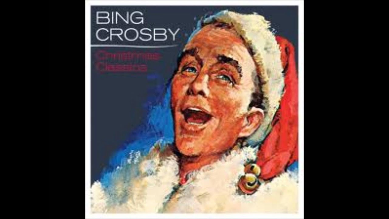 Bing Crosby - Frosty The Snowman - YouTube