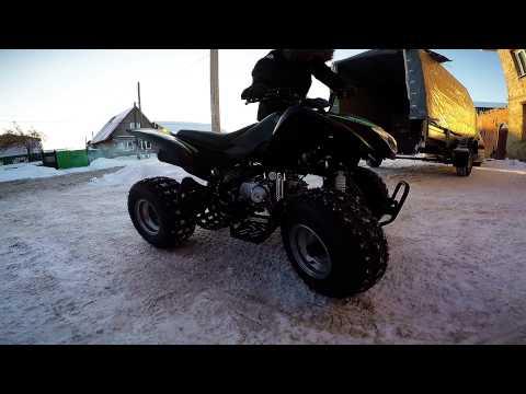 PitBike 55 Квадроцикл KAYO YCF110