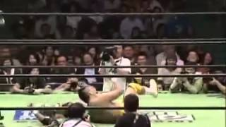 Dragon Gate Pro Wrestling  6 Man Tag Team Match (2)
