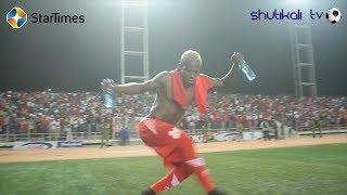 Mbwembwe za Beki Mpya  Simba Apiga Style za Jackie Chan Baada ya Game