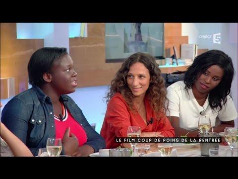 Divines, LE film de la rentrée - C à vous - 30/08/2016