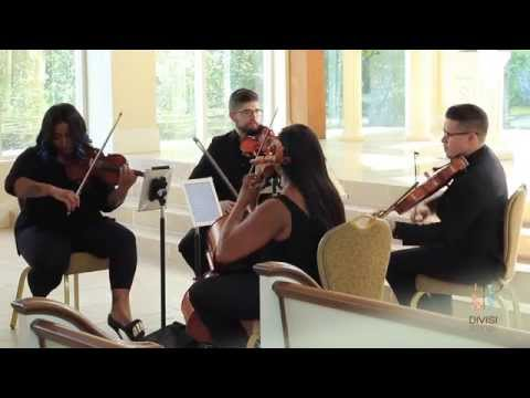 """Let it Go"" - from feature film ""Frozen"" - (Divisi Strings Quartet Cover)"