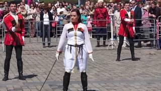 """""""Если девушка казачка...""""  #18    Kazachka_ Master class of Russian beauty on sabers"""