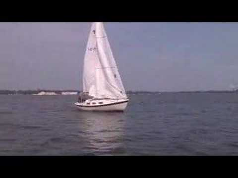 Basic Sailing Skills, Chesapeake Sailing School, Show Me How