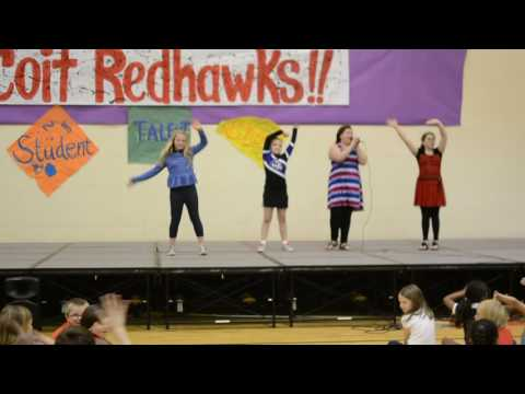 Coit Elementary Talent Show