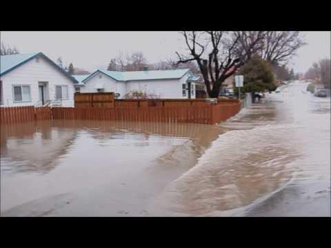 Susanville Flood 2017
