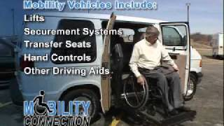 Mobility Connection - Wheelchairs, Scooters and Handicapped Accessible Vans