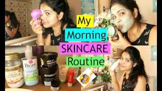 My Current Morning skincare Routine 2016/Indian Combination skin/Stylewidsus