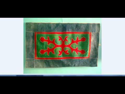 Найден древний Чеченский флаг