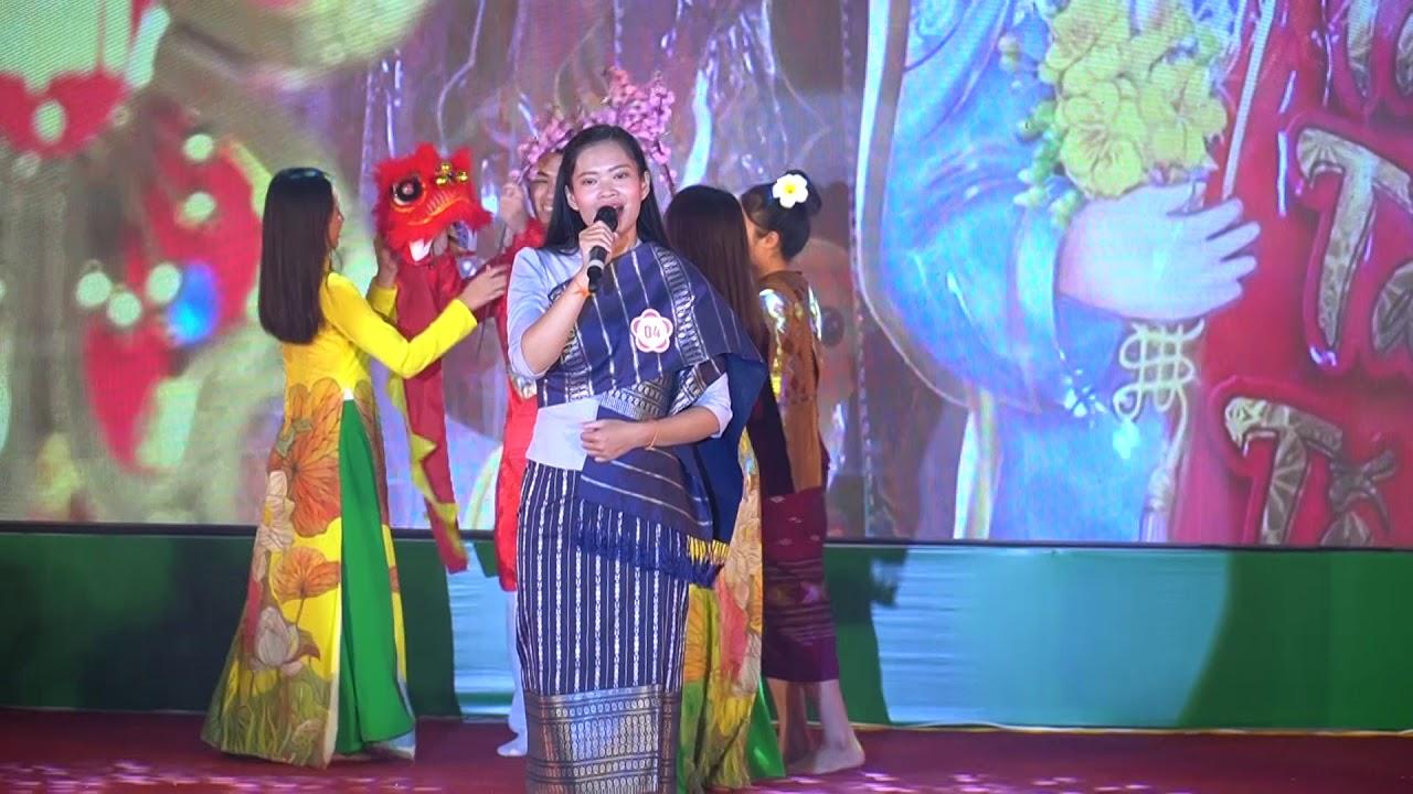 Phần thi của SV trường ĐH Giao thông vận tải – Chung kết HBTV cho LHS Lào tại Việt Nam 2019
