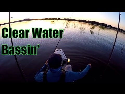 North Texas Kayak Championship Possum Kingdom 2017 Spring Bass Fishing