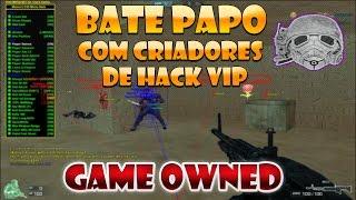 """Bate Papo com Criadores de Hack VIP """"Game Owned"""""""