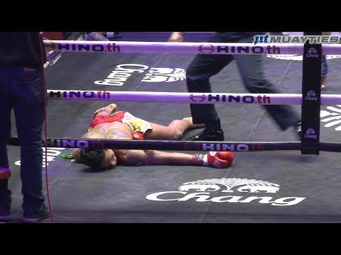 Muay Thai - Pakkalek vs Rodtang (ปากกาเหล็ก vs รถถัง), Lumpini Stadium, Bangkok, 28.11.17