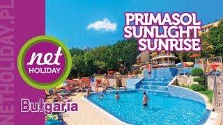hotel Primasol Sunlight Sunrise 4* - BUŁGARIA Złote Piaski - netholiday.pl
