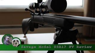 savage 93r17 fv 17 hmr review