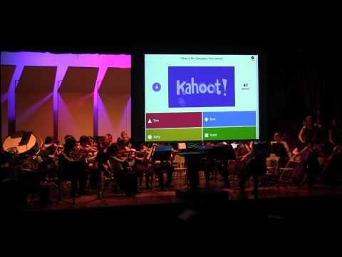 Rocklin HS Instrumental Spring Concert- Kahoot Medley