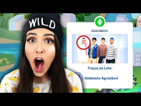 VISITEI A CASA DA BISAVÓ GUACAMOLE!!! (The Sims 4 - Gameplay #10) thumbnail