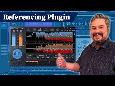 ADPTR Metric AB Part 2 - Mixing Mastering Plugin