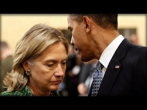 REVEALED: SURPRISING 2 WORDS HILLARY TOLD OBAMA RIGHT AFTER LOSING ELECTION TO TRUMP