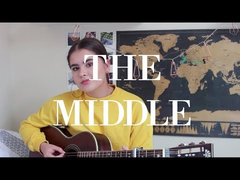 The Middle - Zedd, Maren Morris, Grey / Cover by Jodie Mellor