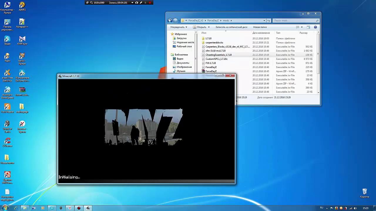 Майнкрафт 1. 7. 10 (2011) скачать торрент.