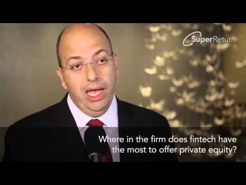 Tarek Chouman, eFront: Where in the firm does fintech have most to offer private equity?