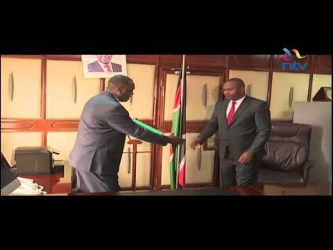 Questions for new Sports & Heritage Cabinet Secretary Rashid Echesa