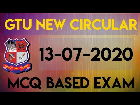 online-/-offline-mcq-exam-of-gtu-|gtu-news-today-|-final-semester-|-new-circular-|-ug-|-diploma-|