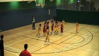 2010-2011年度新界葵涌小學校際籃球比賽 女子組決賽