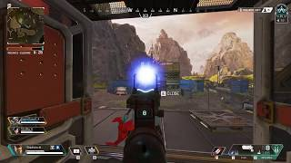 Apex Legends - Ranked in Team w/ TLH_Mike e CaptainClusterfk - unlucky