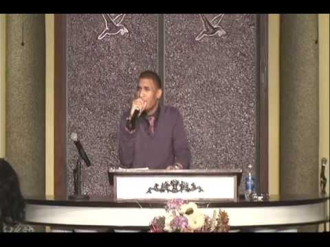 Pastor Stephen Brown
