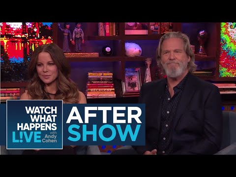 After Show: Jeff Bridges' Bad Experience Trying Heroin | WWHL