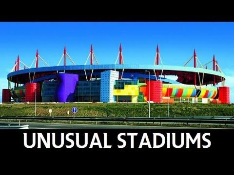 Top 10 Unusual Stadiums