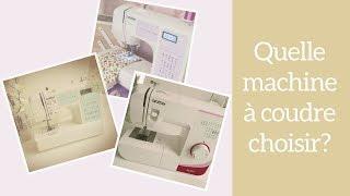 Voir l'article sur le blog : http://www.blog.modestycouture.com/quelle-machine-a-coudre-choisir/ Abonnez-vous à nos vidéos ici : https://bit.ly/2Lng8Zo et activez ...